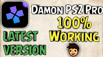 damon emulator ps2 android download